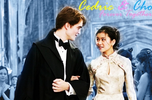 Cedric and Cho