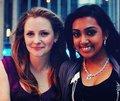 Charlotte and Melinda