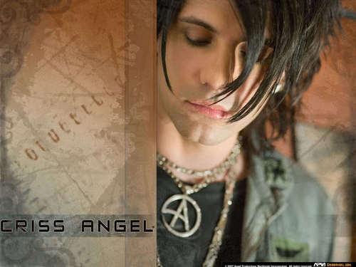 Chris Angel in csi ny