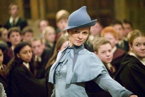 Clemence as Fleur Delacour - HP GOF