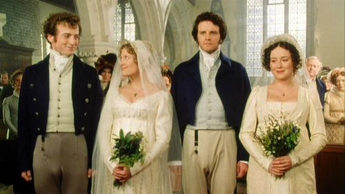 Colin Firth as Darcy