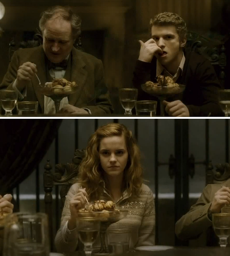 Cormac And Hermione xD