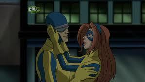 Cyclops and Jean - wolverine-and-the-xmen Photo