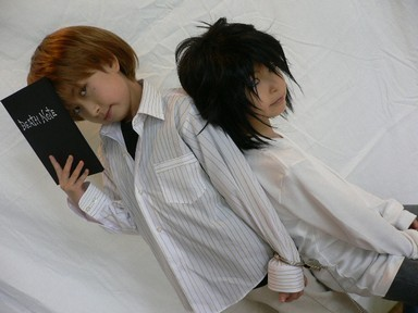 死亡笔记 壁纸 called Death Note cosplay