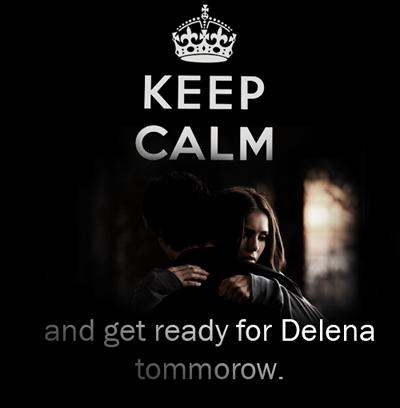 Delena <3