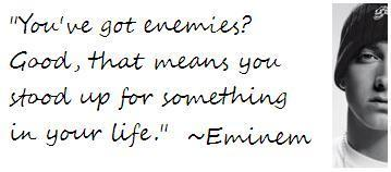 Eminem citations