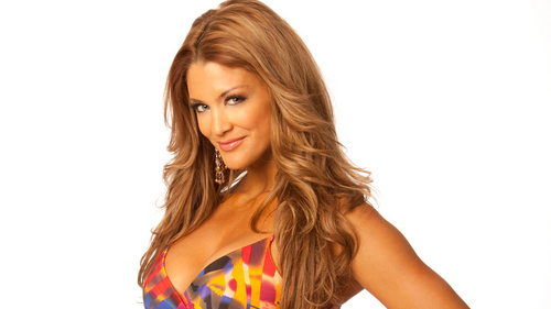 WWE Divas wallpaper possibly with attractiveness, a maillot, and a portrait titled Eve Torres