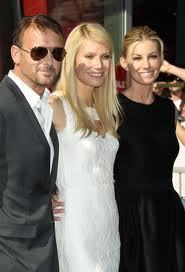 Faith, Gwyneth & Tim