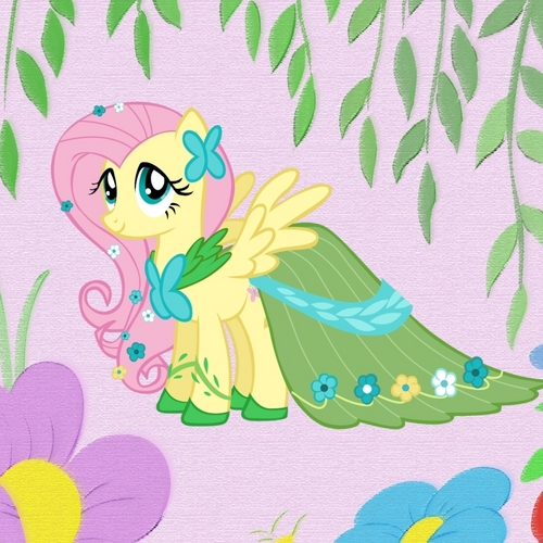 Fluttershy's Dress