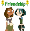 Friends Will Always Be There For You - total-drama-island fan art