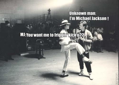 Funny, Hilarious MJ!