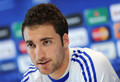 G. Higuain (Real Madrid press conference)