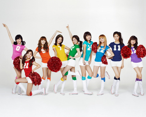 Girls' Generation fondo de pantalla