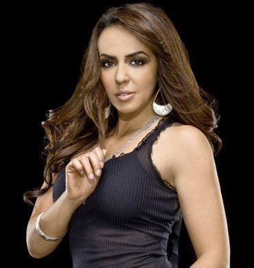 WWE 레일라 바탕화면 probably containing a bustier, attractiveness, and a leotard called Gorgeous Layla