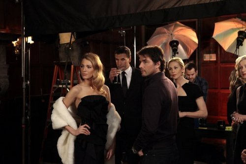 Gossip Girl - Episode 4.18 - The Kids Stay in the Picture - Promotional mga litrato