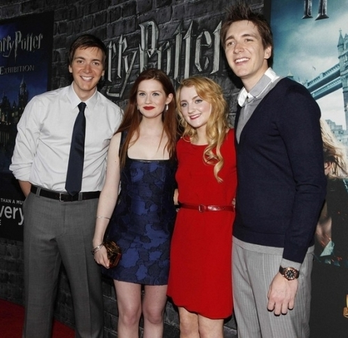Grand opening of Harry Potter-The Exhibition