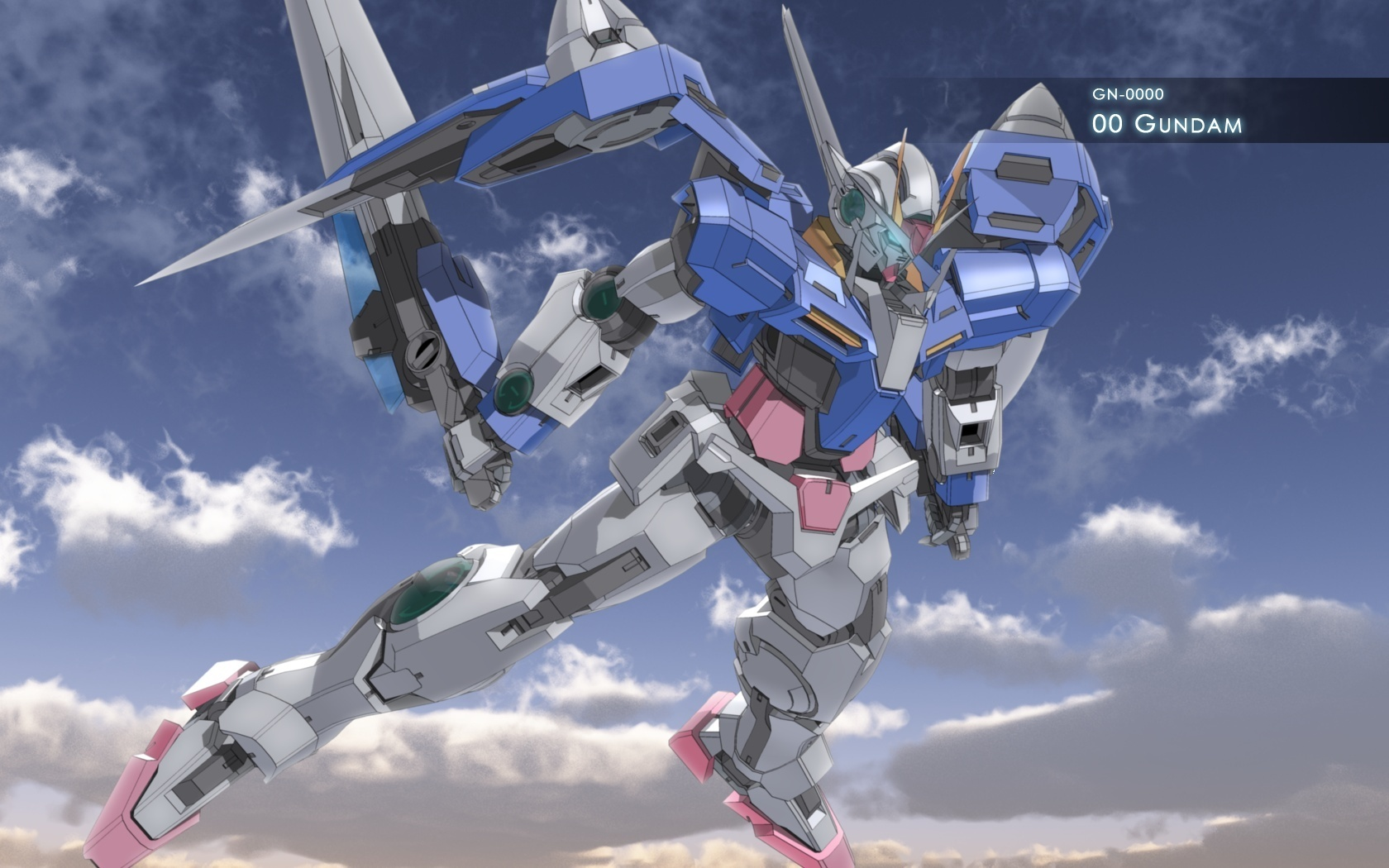 gundam 00 the place where sky and earth meet