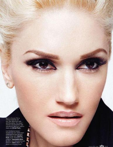 Gwen - Elle Magazine (May 2011)