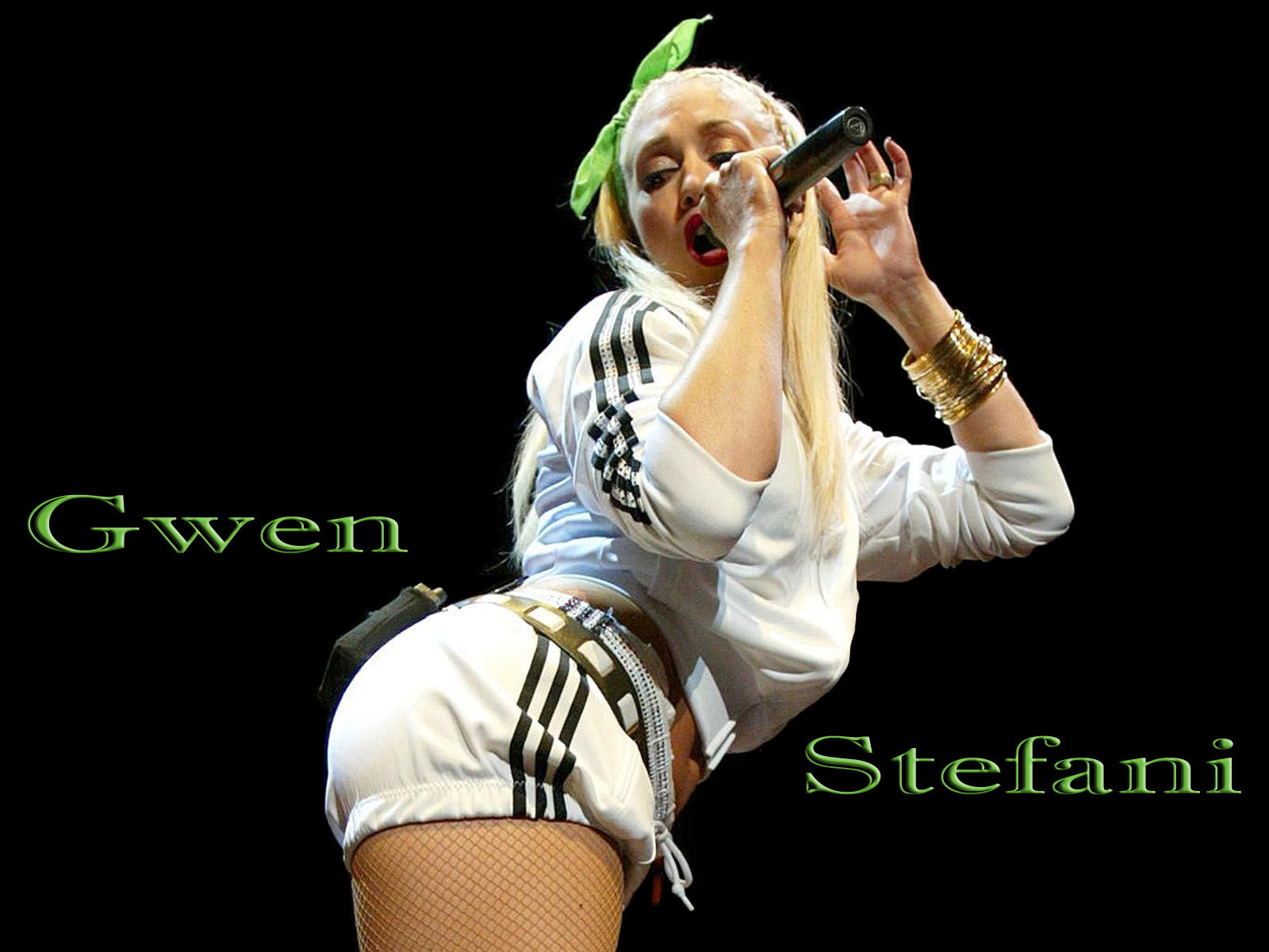 Gwen Stefani - Picture Actress