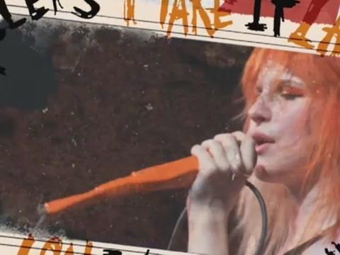 Paramore hallelujah single