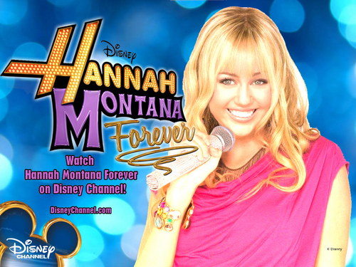 Hannah Montana Forever wallpapers by dj!!!