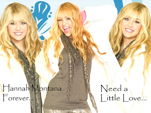Hannah Montana wallpaper probably with a well dressed person and a portrait entitled Hannah Montana Forever wallpapers by dj!!!