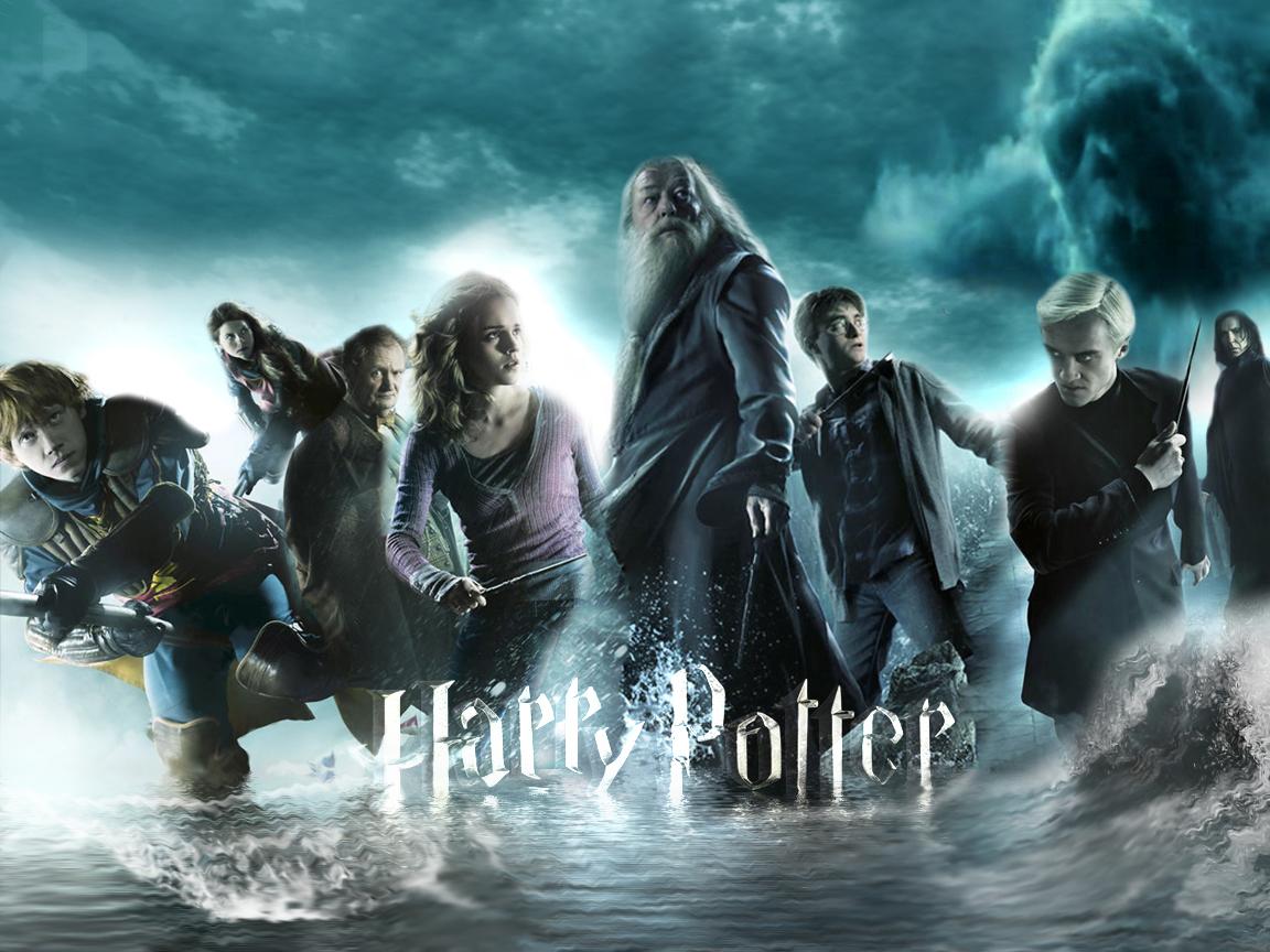 Harry Potter: Poster HBP