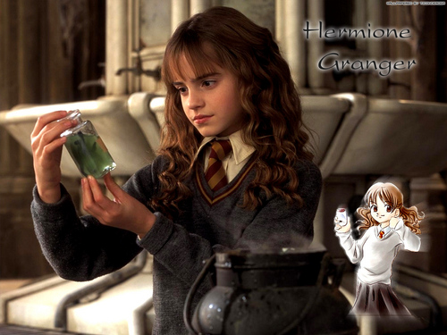 Hermione: CoS