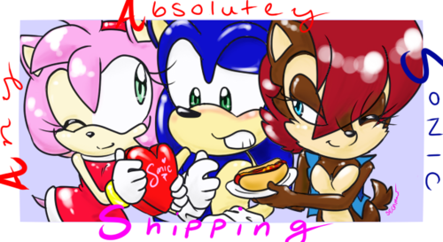 Hmm Who To Choose Sonic