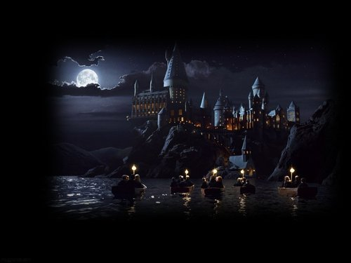 Hogwarts: Night