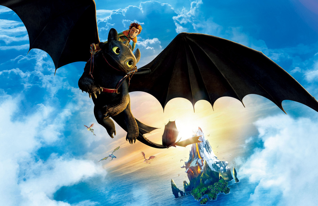 How to Train Your Dragon How To Train Your Dragon Pictures