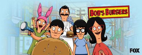 Hulu's Bob's Burgers Banner