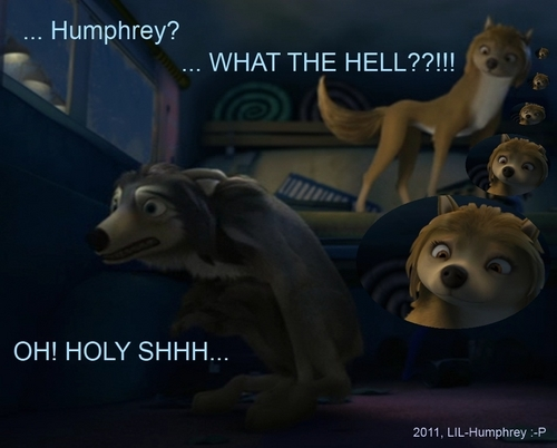 Humphrey get Caught!