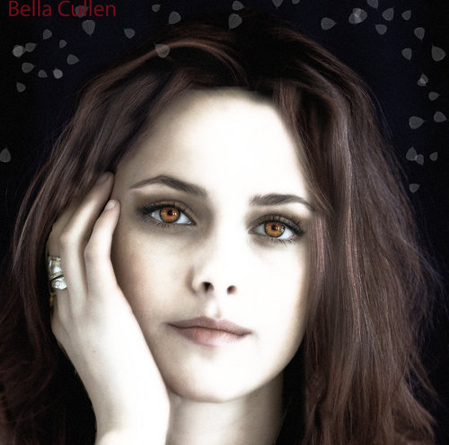 Isabella Marie Cullen