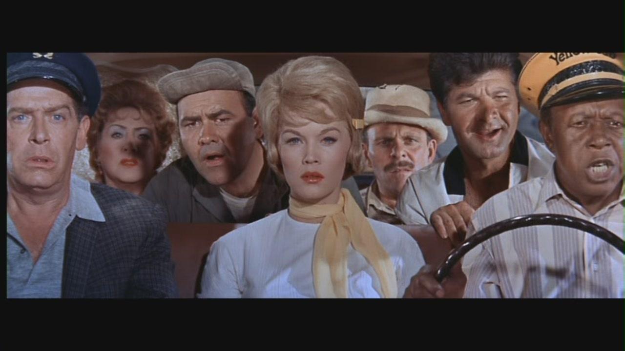 It #39 s a Mad Mad Mad Mad World (1963) Classic Movies