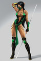 Jade from Mortal Kombat 9 - mortal-kombat photo