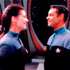 Julian and Jadzia