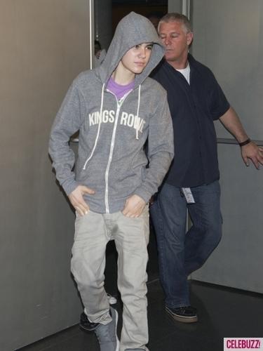 Justin in Madrid