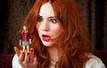 Karen with action figure ♥