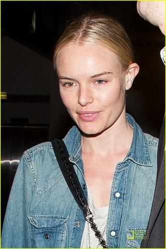 Kate Bosworth's Jean jaket