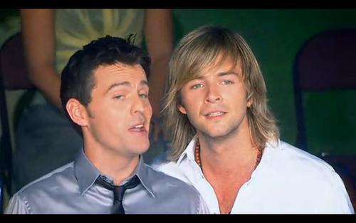 Keith and Ryan