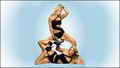 wwe-divas - Kelly Kelly , Michelle McCool  wallpaper