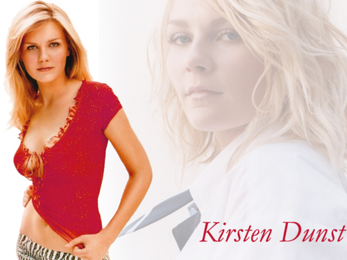 Kirsten Dunst wallpaper with a portrait titled Kirsten Dunst