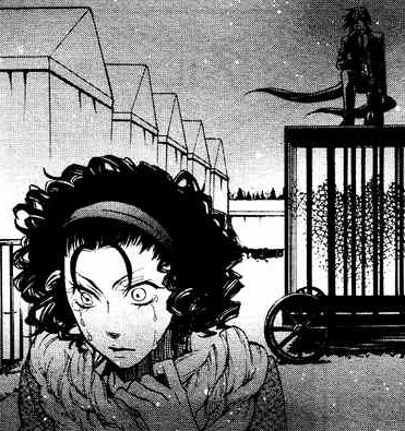 Kuro manga Art