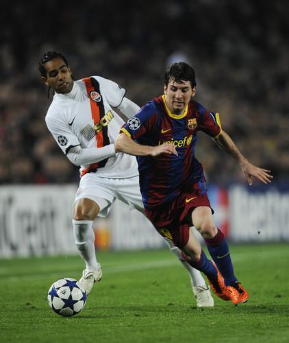 L. Messi (Barcelona - Shakhtar Donetsk