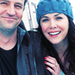 Lauren Graham & Matthew Perry