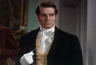 Mr. Darcy wallpaper containing a business suit entitled Laurence Olivier as Darcy
