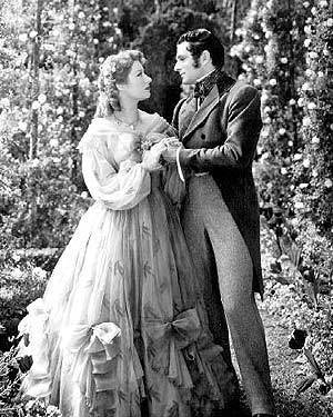 Laurence Olivier as Darcy
