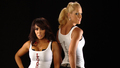 wwe-divas - Laycool wallpaper