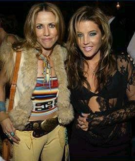 Lisa Marie Presley wolpeyper containing a balahibo amerikana entitled Lisa Marie Presley